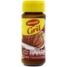 Tempero Grill Maggi 120g