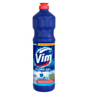 Desinfetante Cloro Gel Original Vim 700ml